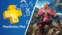 PlayStation Plus: Gratis Far Cry 4 bei Abschluss eines Jahres-Abos für Nicht-Abonnenten