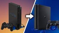 Modder finden heraus, wie PS2-Spiele auf der PS4 gespielt werden können