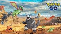 Pokémon GO: Ab sofort 23 neue Monster der 3. Generation