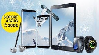 Samsung-Smartphones mit bis zu 200 € Rabatt: Bei diesen Geräten lohnt sich die Aktion