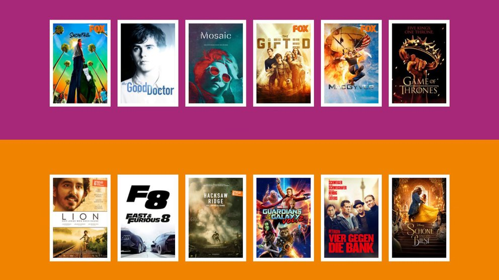 Sky Ticket Kombi-Angebot: 2 Monate Entertainment & Cinema für 9,99 € (statt 49,96 €)