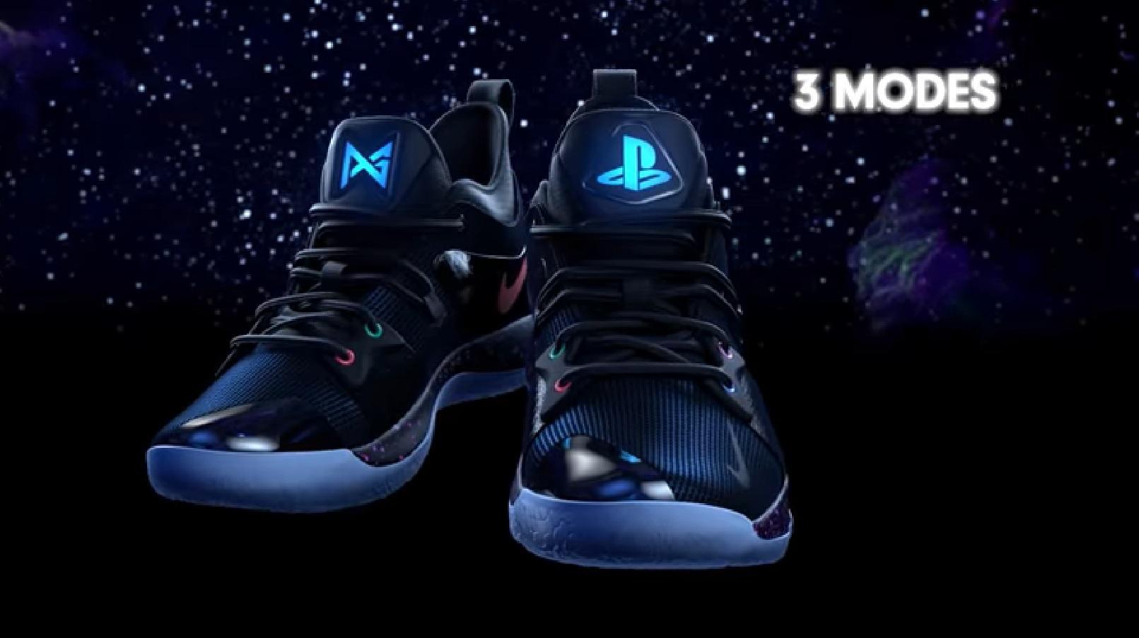 Nike Sony Sneakers Von Präsentiert Offizielle Playstation WH29EIYD