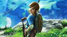 Nintendo Switch: Spieler zockt Zelda auf Sony-Gerät von 1986