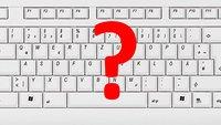 Die 24 nützlichsten Tastenkombinationen auf der Tastatur