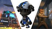 Die besten Crossover-Skins in Videospielen