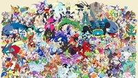 Mann malt alle 807 Pokémon in 350 Stunden