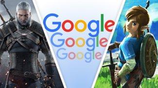 Das passiert, wenn wir Videospiele googlen