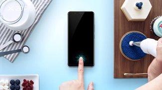 Vivo X20 Plus: Erstes Smartphone mit Fingerabdrucksensor im Display vorgestellt
