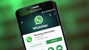 WhatsApp sieht schwarz: So soll der Messenger bald aussehen
