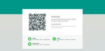 So einfach nutzt ihr WhatsApp am Computer (bebilderte Anleitung)