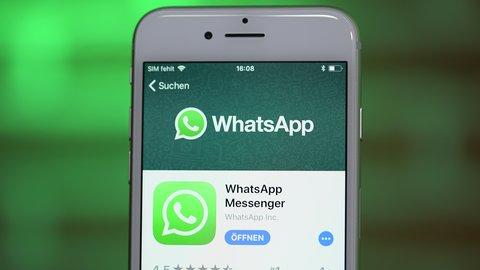 probleme whatsapp