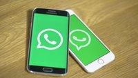 WhatsApp-Chat löschen – das sieht der andere Kontakt
