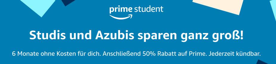 Amazon Student Kosten