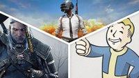 Die besten PC-Spiele der letzten fünf Jahre