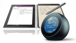 Amazon Angebote: Amazon Echo Spot, Galaxy S8 Plus Akku-Hülle, Lenovo Yoga Book