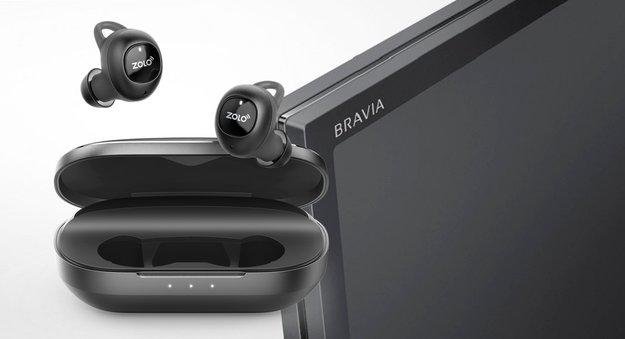 Amazon Angebote: Apple AirPods Alternative von Anker, Sony Fernseher & Soundbars