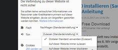 Chrome: Webseiten dauerhaft stumm schalten – so gehts