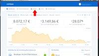 Coinbase: Geld auszahlen lassen – so gehts