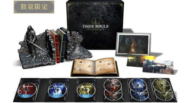 Diese Sammlerbox zur Dark-Souls-Trilogie hat es in sich