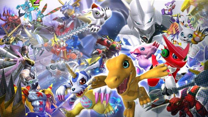 Digimon Story Hacker S Memory Digimon Liste Alle