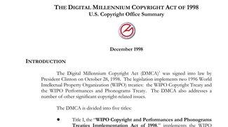 Was ist der DMCA und wie betrifft er euch?