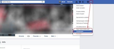 facebook seite ohne anmeldung
