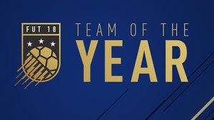 FIFA 18: TOTY - Team of the Year - Release, Nominierte und Gewinner