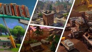 Fortnite - Battle Royale: Entwickler plaudern über Map-Update aus dem Nähkästchen
