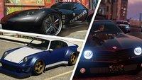 GTA 5 Online: Die besten und schnellsten Sportwagen in der Rangliste