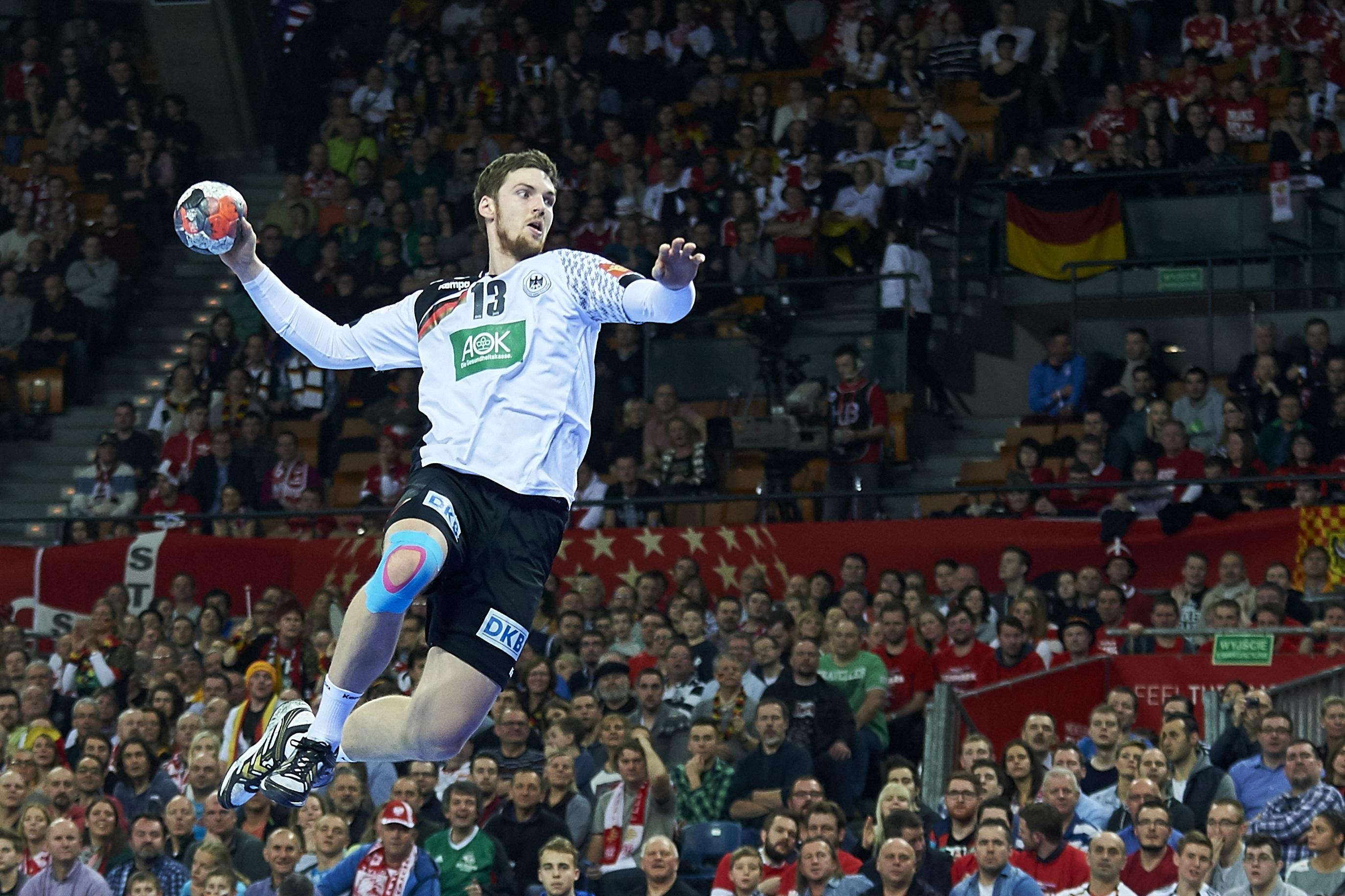 handball em heute