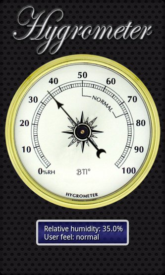 hygrometer-android