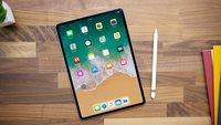 """Ohne Homebutton, mit Face ID? Das """"moderne iPad"""" wird kommen"""