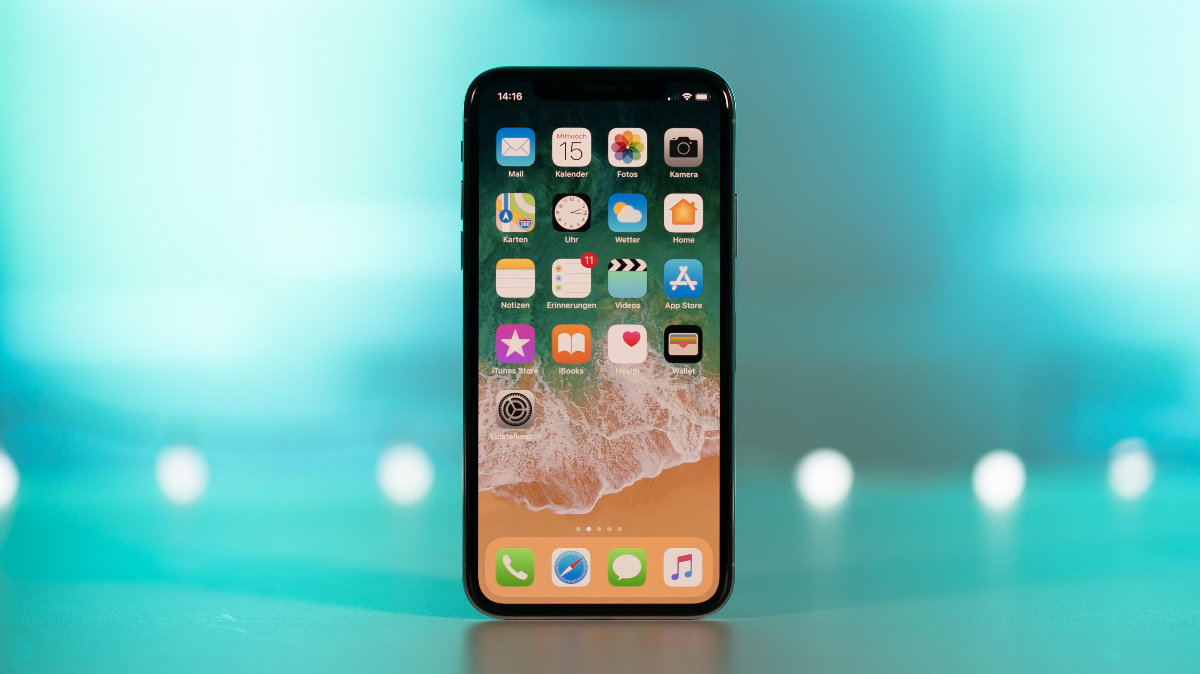 Iphone X Mit Vertrag Angebote Von Telekom Vodafone Und O2 Giga