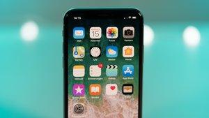 Apples schönster Schatz: Fotos zeigen iPhone X in Gold
