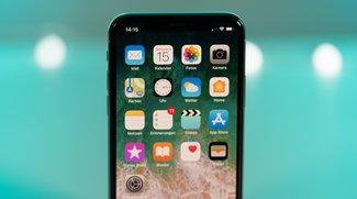 iPhone X: Beim Nachfolger möchte Apple den größten Nachteil beheben
