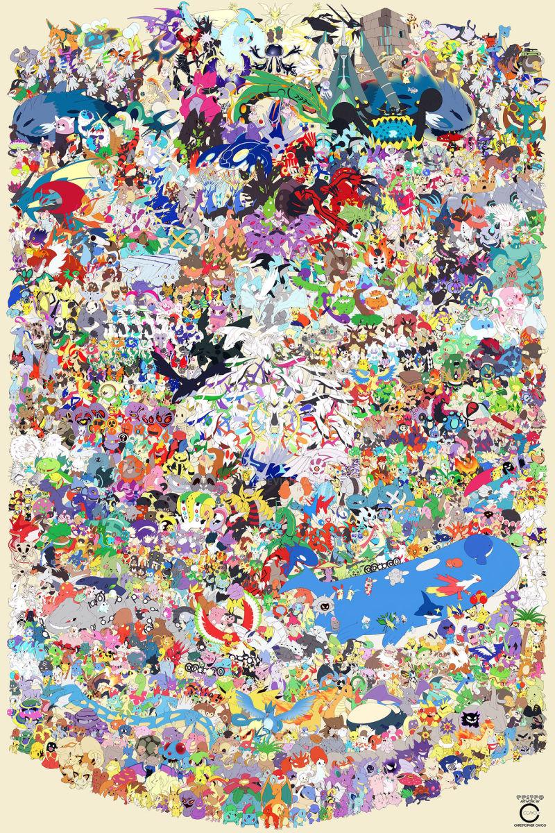 Alle Pokemon