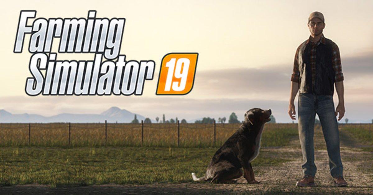 Simulator Games Pc 2018 >> Landwirtschafts-Simulator 19: Release, News, Screenshots und Trailer - alle Infos bei GIGA