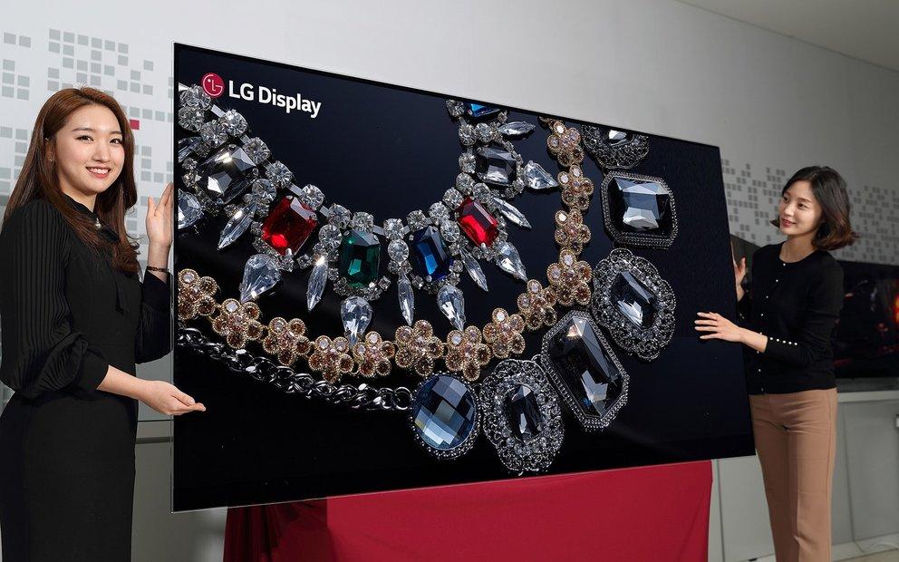 88 Zoll, 8K und OLED: Dieser Fernseher ist ein echtes Monster