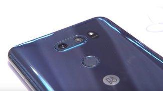 Zum MWC 2018: Aufgebohrtes LG V30 soll dem Galaxy S9 die Show stehlen