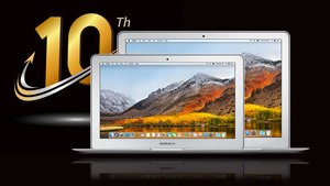 Das MacBook Air feiert Geburtstag: 10 Jahre, 10 Fakten