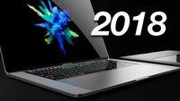 Evolution des Apple MacBook Pro: Sehen wir 2018 das MacBook Touch?