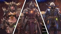Monster Hunter World: Alle Rüstungen - Bilder, Werte und Herstellung
