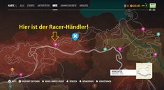 Need for Speed Payback: Wo ist der Racer-Händler? (Kurztipp)