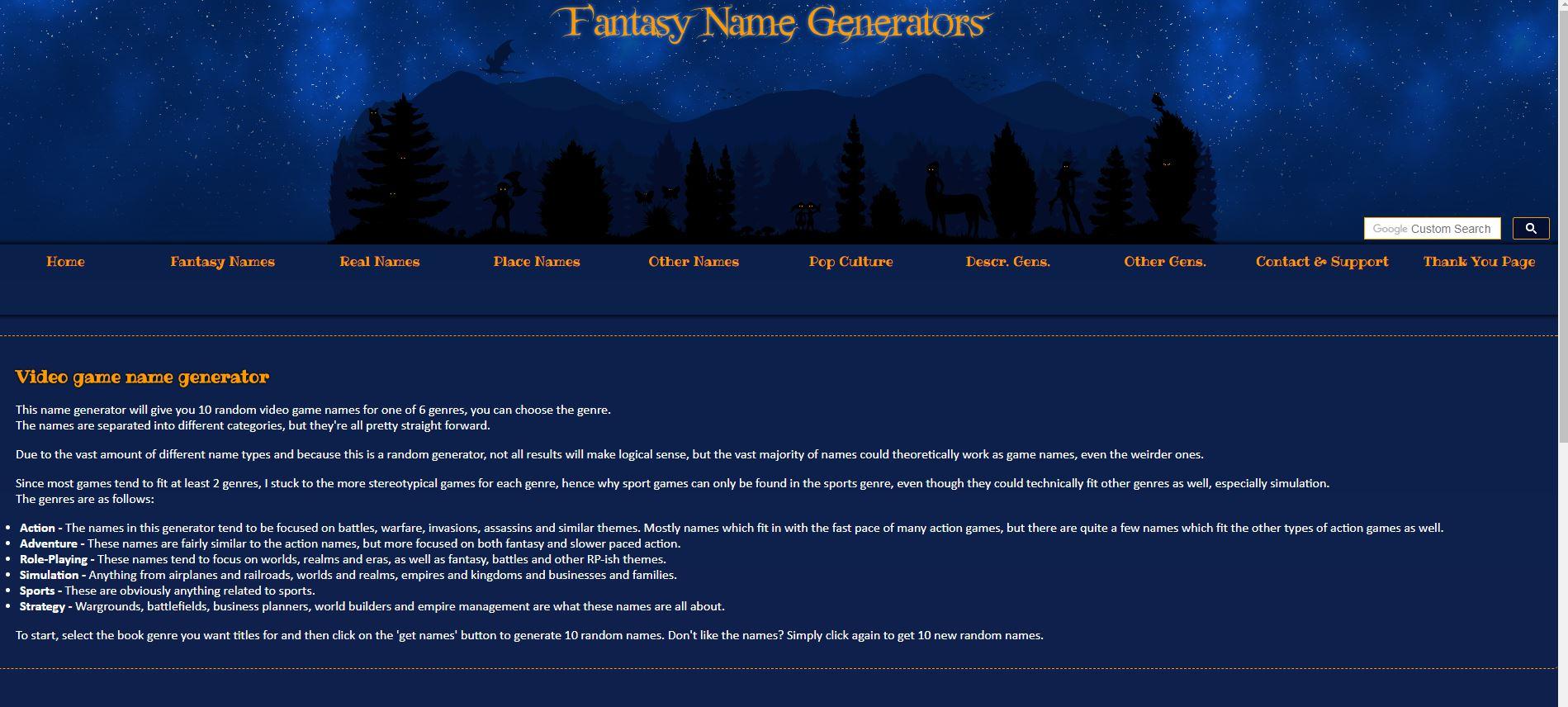 Die besten Nickname Generatoren für Steam, PSN und Co.