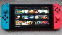 Nintendo Switch: Netflix und Amazon Prime Video öffnen – wie geht das?