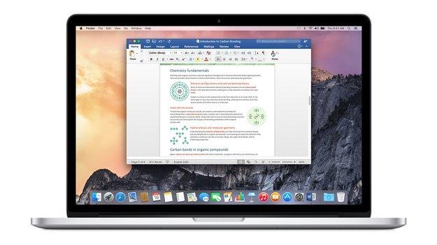 Office 2016 für Mac: Update bringt langersehntes Feature
