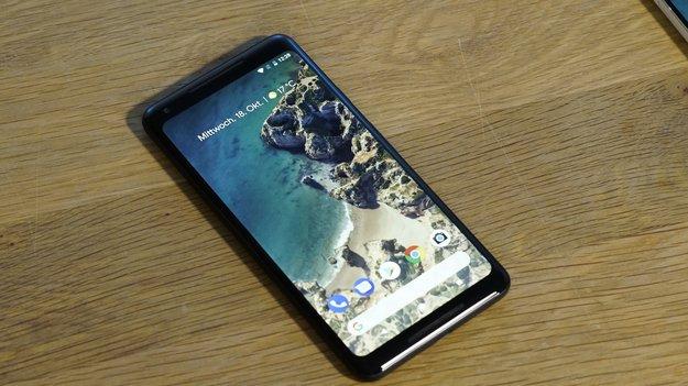 Google Pixel 2 XL im Preisverfall: Das Smartphone für Android-Puristen