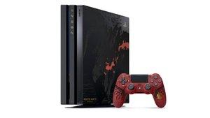 PlayStation 4: Pro-Bundle im Monster-Hunter-Design angekündigt (Update)