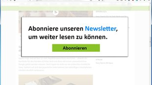 Was ist ein Pop-Up? (Browser, Internet)