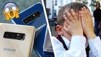 7 Dinge, die Samsung heute richtig peinlich sind